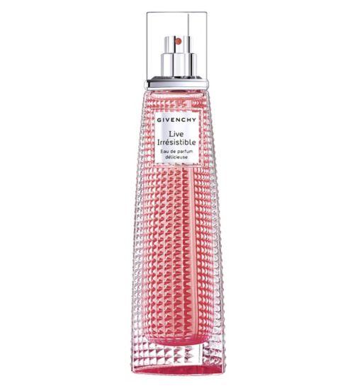 Givenchy Live Irrésistible Délicieuse Eau de Parfum 75ml
