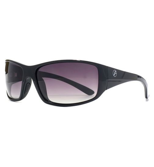Freedom Womens Sunglasses Rectangle Wrap 26FRG145409