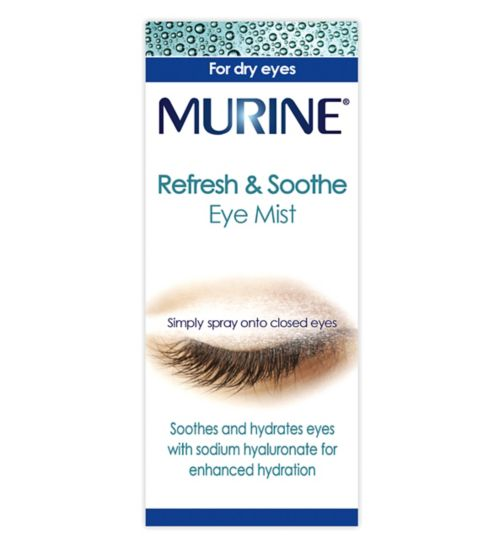 Murine Refresh & Soothe Eye Mist – 15 ml
