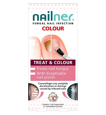 Nailner Treat & Colour 2 x 5ml