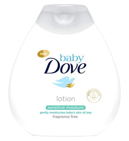 Baby Dove Sensitive Moisture Lotion 200ml