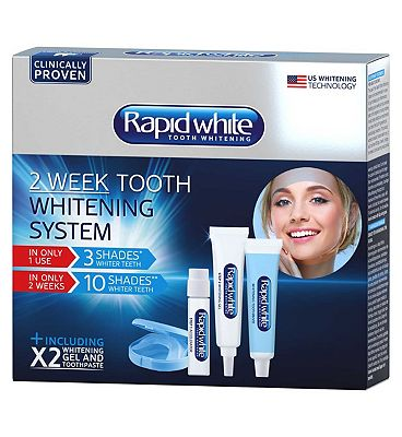 Rapid White 2-Week Tooth Whitening System