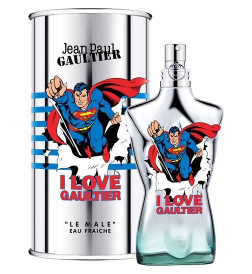 Jean Paul Gaultier Eau Fraîche Limited Edition Superman 125ml