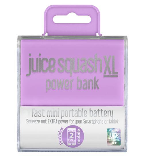 Juice Squash XL Pastel Purple