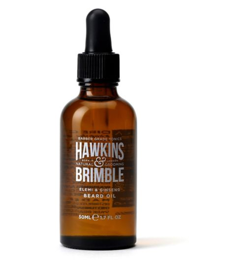 Hawkins & Brimble Beard Oil