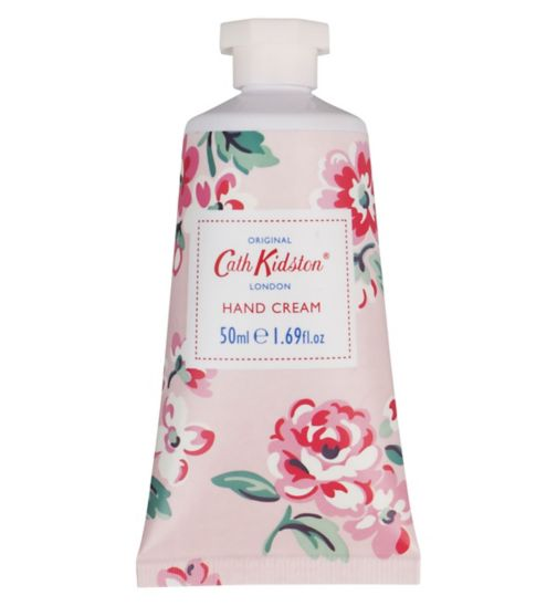 Cath Kidston Ashdown Rose hand cream tube 50ml