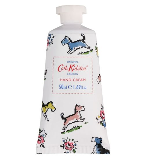 Cath Kidston Billie and Friends hand cream tube 50ml