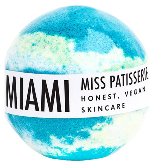 Miss Patisserie Miami bath ball 200g