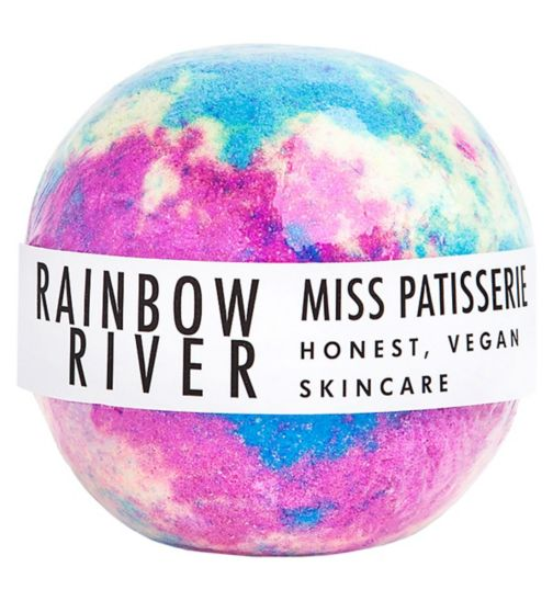 Miss Patisserie rainbow river bath ball 200g