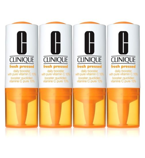 Clinique Fresh Pressed™ Daily Booster with Pure Vitamin C 10%
