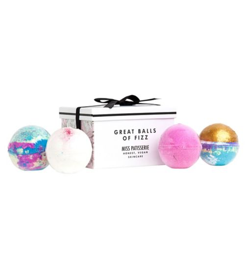 Miss Patisserie Great Balls Of Fizz box set