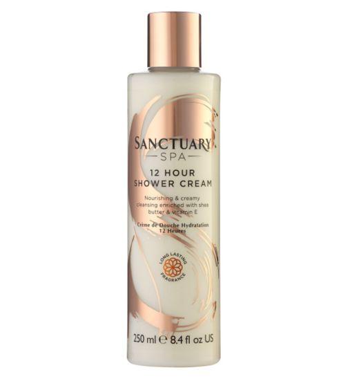 Sanctuary Spa 12 hour Shower Cream 250ml