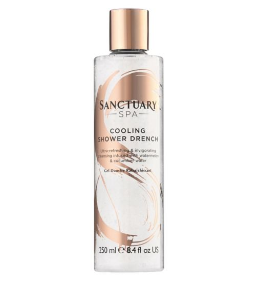 Sanctuary Spa cooling shower drench 250ml