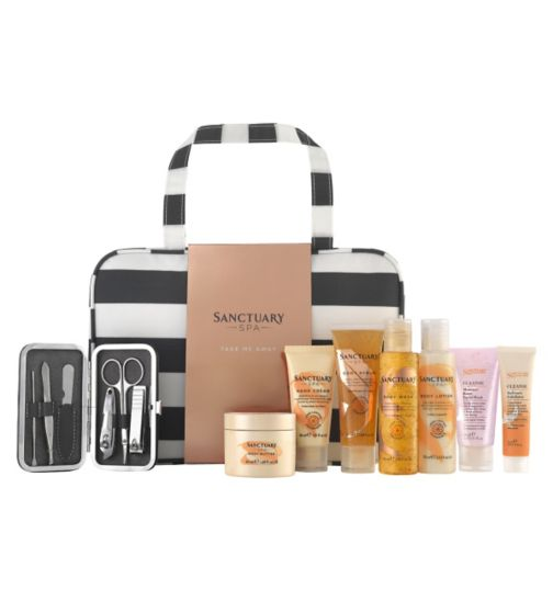 Sanctuary Spa take me away gift set