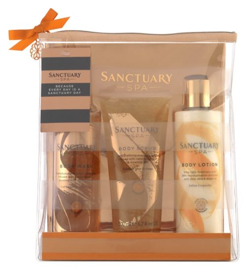 Sanctuary Spa every day is a sanctuary day gift set