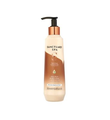 Sanctuary Spa Long Lasting Moisture Creamy Body Oil 250ml by Sanctuary