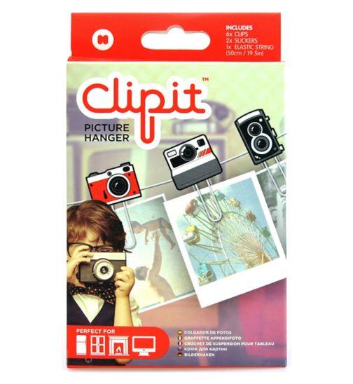 Mustard Clipit Cameras