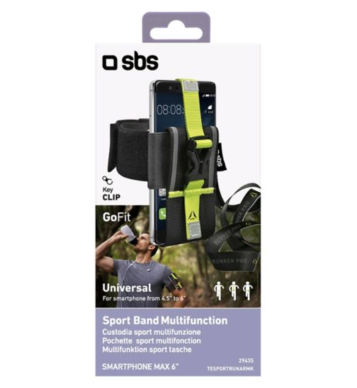 SBS Sportsband Multi-Function