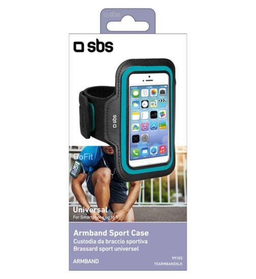 SBS Sport Universal Ultra Light Smartphone Armband