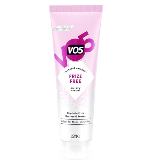 VO5 Frizz Free Cream 125ml