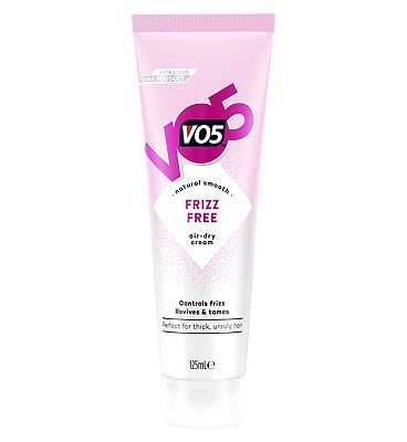 VO5 Cream Frizz Free 125ml