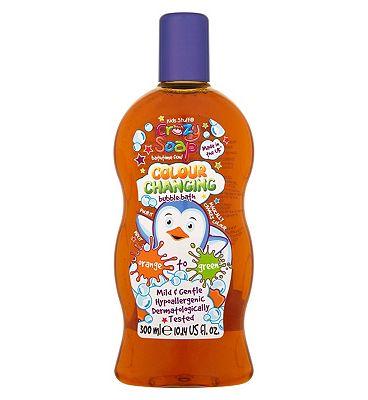 Kids Stuff Colour Change Bath 300ml