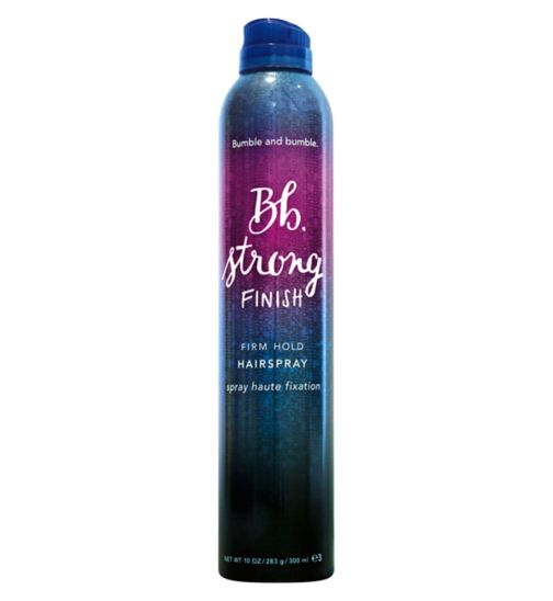 Bumble & bumble Strong Finish hairspray 300ml