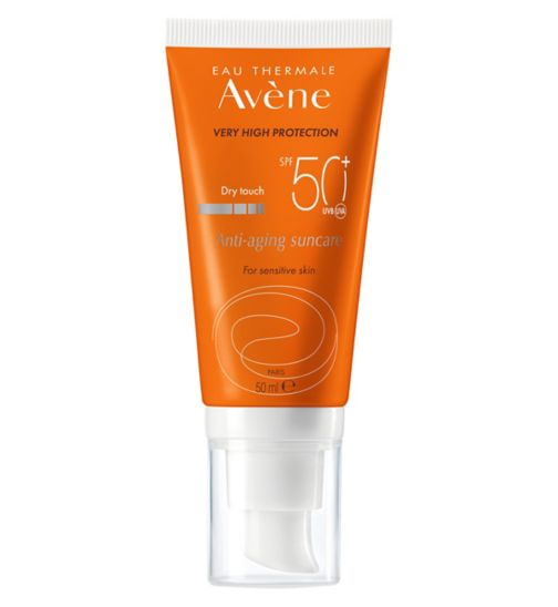 Avene Anti-Ageing Sunscreen SPF50+