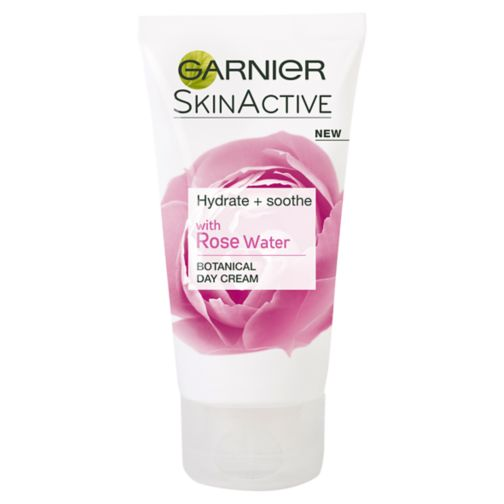 Garnier Natural Rose Water Moisturiser Sensitive Skin 50ml