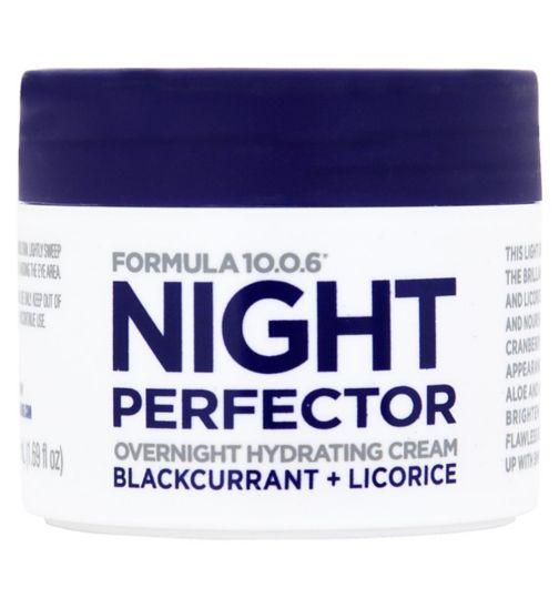 Formula 10.0.6 Night Perfector 50ml