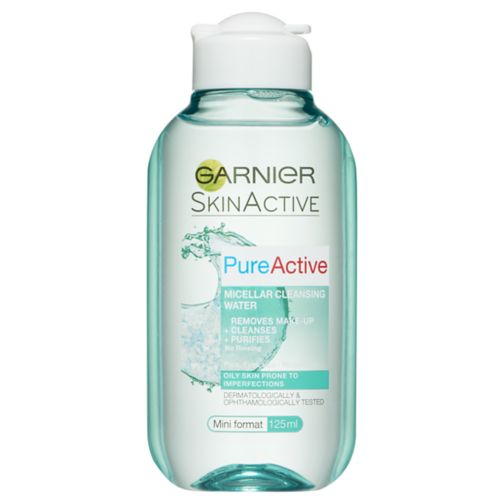 Pure Active Micellar Water Oily Skin 125ml