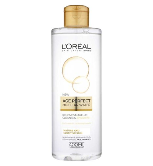 L'Oreal Paris Age Perfect Micellar Water Mature Skin 400ml