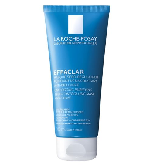 La Roche-Posay Effaclar Anti-Blemish Clay Mask 100ml