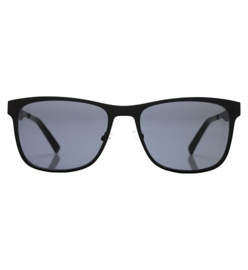 Boots B-SUN1701M Men's Prescription Sunglasses - Black