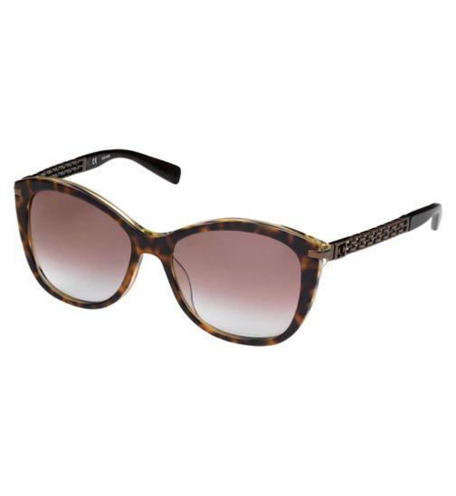 Escada SES450 Women's Prescription Sunglasses - Tortoise shell