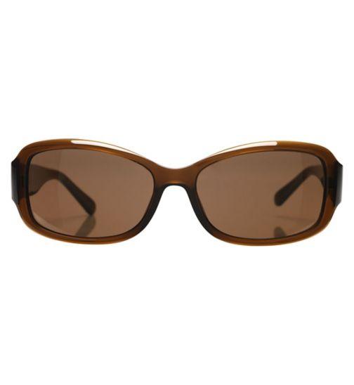 Boots B-SUN1701F Women's Prescription Sunglasses - Brown
