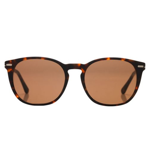 Kyusu 1702M Men's Prescription Sunglasses - Tortoise shell