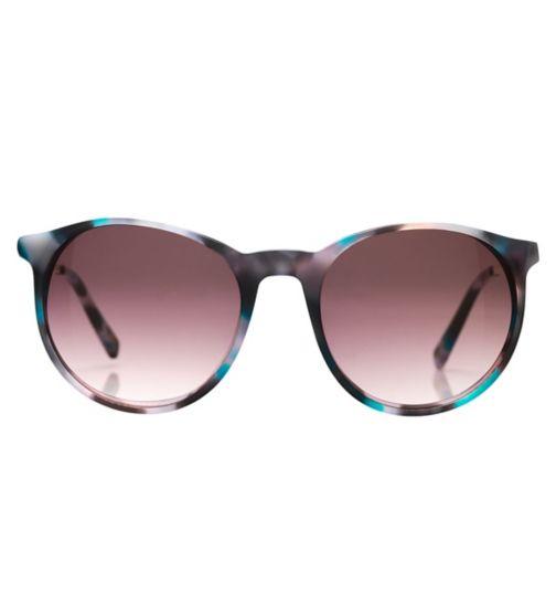 Kyusu 1702F Women's Prescription Sunglasses - Blue