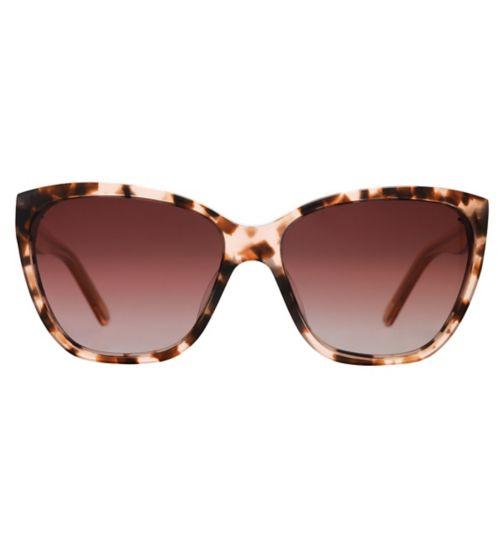 Mango MN60151 Women's Prescription Sunglasses - Pink