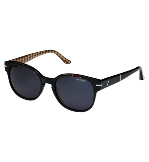 Lyle & Scott Tarbert 6 Men's Prescription Sunglasses - Tortoise shell