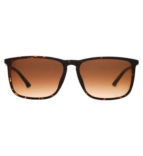 Police SPL342 Men's Prescription Sunglasses - Tortoise shell