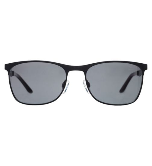 Jaguar 37566 Men's Prescription Sunglasses - Gunmetal