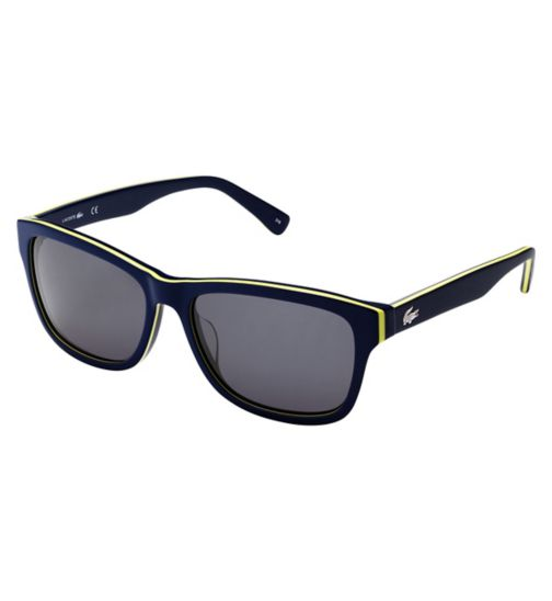 Lacoste L683S Men's Prescription Sunglasses - Blue