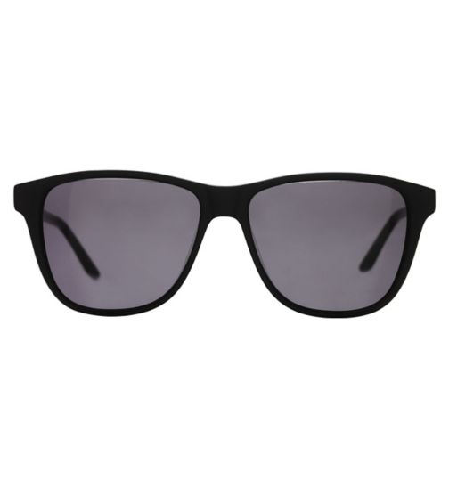 Jaguar 37161 Men's Prescription Sunglasses - Black