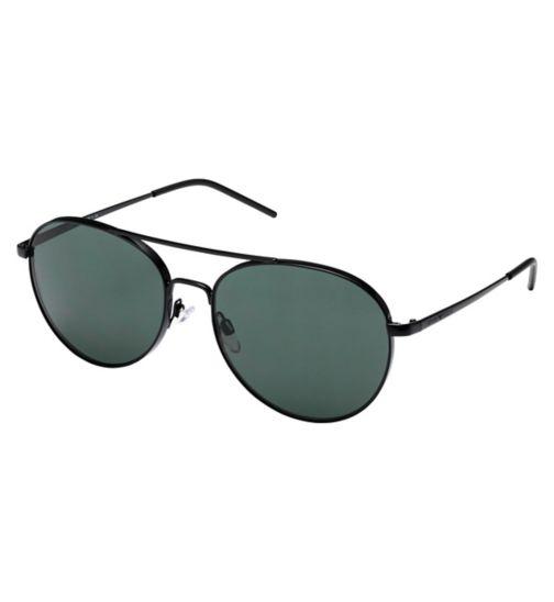 Emporio Armani EA2040 Men's Prescription Sunglasses - Black