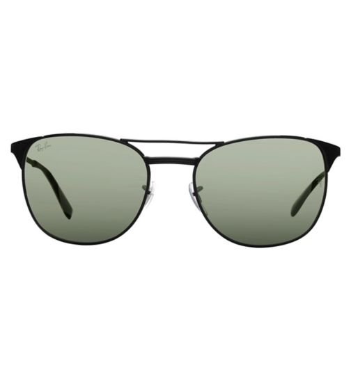 500beab358a2b Ray-Ban RB3429M Men s Prescription Sunglasses - Black