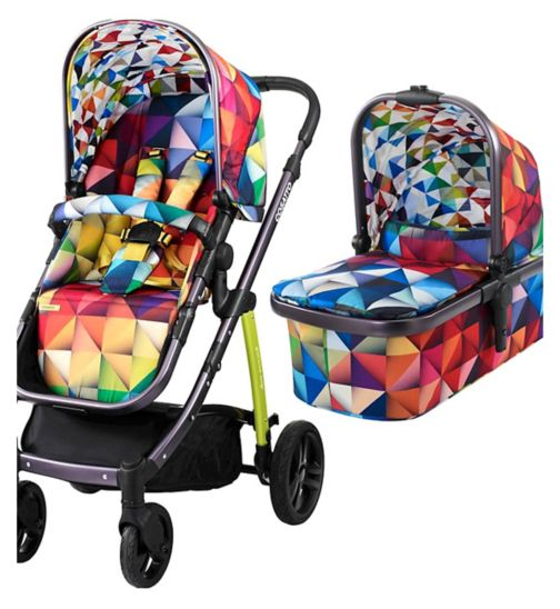 Cosatto Wow Pram & Pushchair Spectroluxe