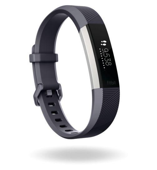 Fitbit Alta HR - Grey (Large)