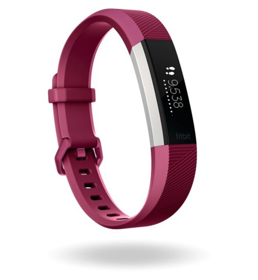 Fitbit Alta HR - Fuschia (Small)