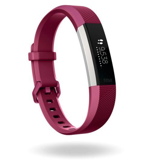 Fitbit Alta HR - Fuschia (Small)